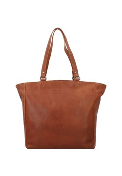 The Chesterfield Brand - Shopping Bag - cognac