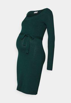 MAMALICIOUS - MLJACINA NELL DRESS - Robe pull - deep teal