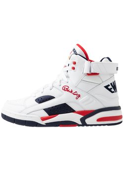 Ewing - ECLIPSE  - Sneaker high - white/chinese red/black