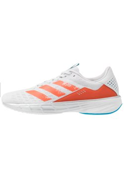 adidas Performance - SL20 PRIMEBLUE - Zapatillas de running neutras - dash grey/true orange/blue spice