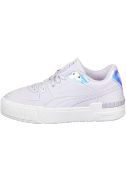 Puma - CALI SPORT GLOW - Sneakers laag - purple heather/white