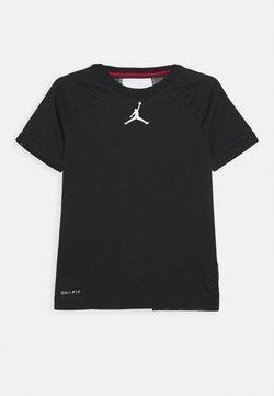 Jordan - CORE PERFORMANCE - T-shirt print - black