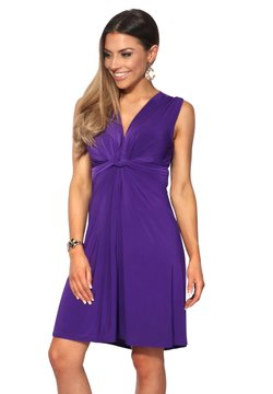 KRISP - Cocktailkleid/festliches Kleid - purple