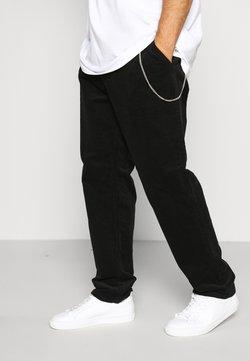 Jack´s Sportswear - CROPPED PANTS - Pantalon classique - black