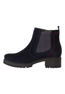 Jana - STIEFELETTE - Ankle Boot - navy