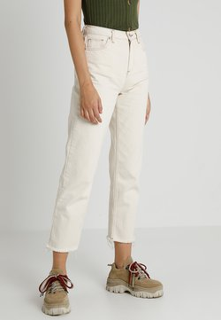 BDG Urban Outfitters - PAX - Straight leg -farkut - ivory