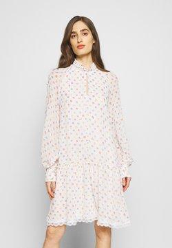 See by Chloé - Korte jurk - multicolor/white