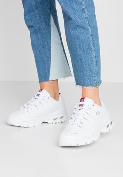 Skechers Wide Fit - WIDE FIT ENERGY - Sneakers laag - white