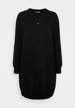 Holzweiler - HANGOVER WIDE DRESS  - Gebreide jurk - black