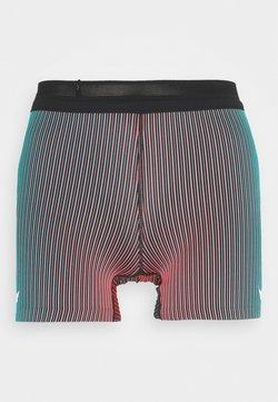 Nike Performance - AEROSWIFT SHORT - Tights - bright crimson/black