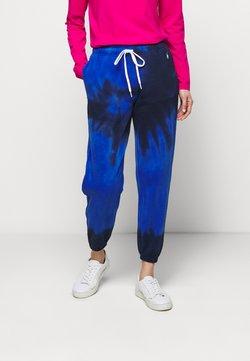 Polo Ralph Lauren - Loopback - Jogginghose - blue ocean spiral