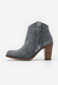 Kaporal - TEXANE - High Heel Stiefelette - gris
