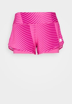 Lotto - TOP TEN SHORT - kurze Sporthose - vivid fuchsia/glamour pink