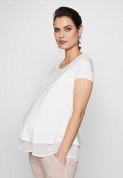 bellybutton - STILL ARM - T-shirts - cloud dancer