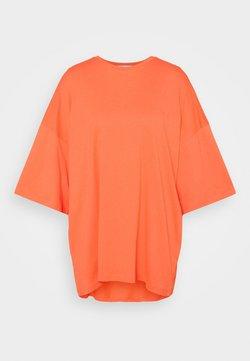 NU-IN - OVERSIZED CREW NECK  - T-shirt basic - orange