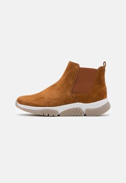Gabor Comfort - ROLLING SOFT  - Ankle Boot - camel