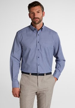 Eterna - COMFORT FIT - Hemd - blau