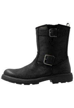 UGG - BILTMORE MOTO BOOT - Stiefelette - black
