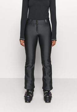 CMP - WOMAN LONG PANT WITH INNER GAITER - Schneehose - acciaio