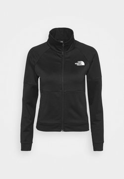 The North Face - FULL ZIP JACKET - Veste polaire - black