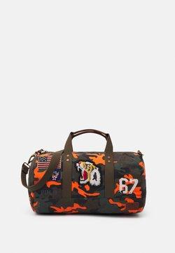 Polo Ralph Lauren - CAMP UNISEX - Borsa da viaggio - orange