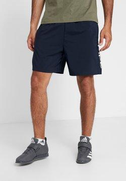 adidas Performance - CHELSEA ESSENTIALS PRIMEGREEN SPORT SHORTS - Pantalón corto de deporte - blue
