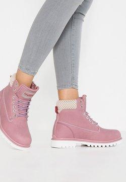 KangaROOS - RIVETER  - Veterboots - pink