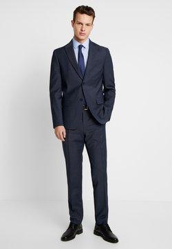 Calvin Klein Tailored - BISTRETCH DOT - Anzug - blue