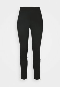 True Religion - PANTZIP - Jogginghose - black