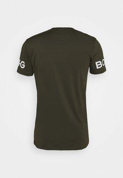 Björn Borg - BORG TEE - T-shirt med print - rosin