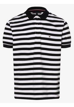 Tommy Hilfiger - Poloshirt - marine weiß