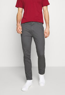 Burton Menswear London - Chinot - grey