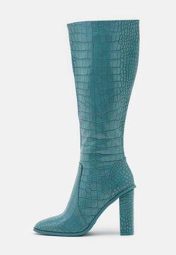 RAID - CELENI - High heeled boots - turquoise