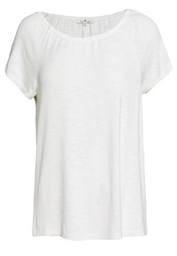 TOM TAILOR - CARMEN  - T-Shirt basic - whisper white
