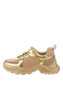 PRIMA MODA - CASTELLO - Sneakers basse - gold