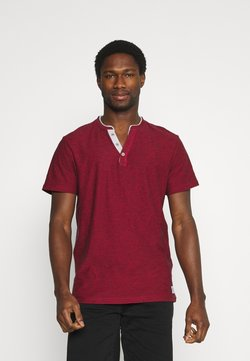 TOM TAILOR - T-shirt con stampa - power red