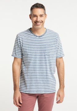 Pioneer Authentic Jeans - T-Shirt print - indigoblue