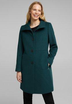 Esprit Collection - FASHION  - Manteau classique - bottle green