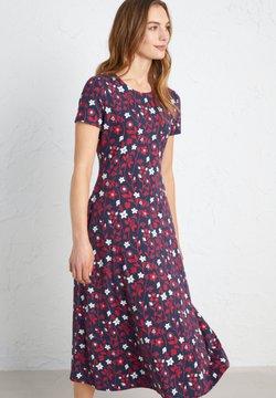 SEASALT - ABBEY VIEW - Korte jurk - dark blue