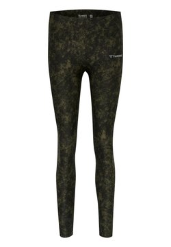 Hummel - Tights - forest night