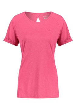 Schöffel - BOISE - T-Shirt basic - pink (315)