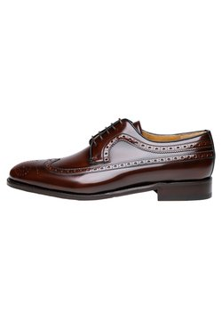 SHOEPASSION - NO. 5519 - Business-Schnürer - brown