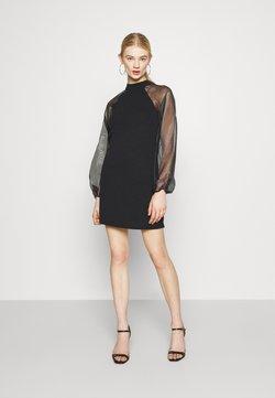 Pieces - PCNALLY DRESS - Cocktailklänning - black