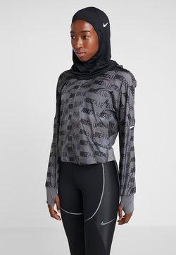 Nike Performance - PRO HIJAB - Pipo - black/white