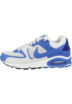 Nike Sportswear - AIR MAX COMMAND - Baskets basses - platinum tint-pacific blue (ct2143-002)