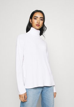 Monki - DOSA  - Strickpullover - white