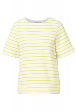 MAERZ Muenchen - T-Shirt print - splash of yellow