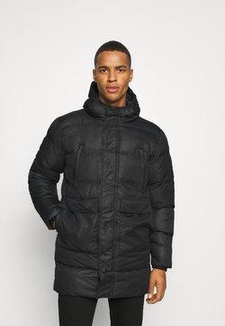 Nominal - LONGLINE JACKET - Winter coat - black