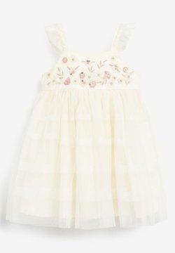 Next - Cocktailkleid/festliches Kleid - off white