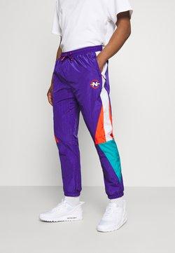 NAUTICA COMPETITION - LASTAGE - Jogginghose - purple